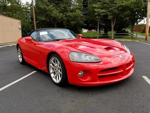 2003 Dodge Viper for sale in Allentown, PA