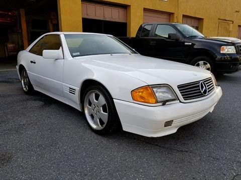 1992 Mercedes-Benz 500-Class for sale in Allentown, PA