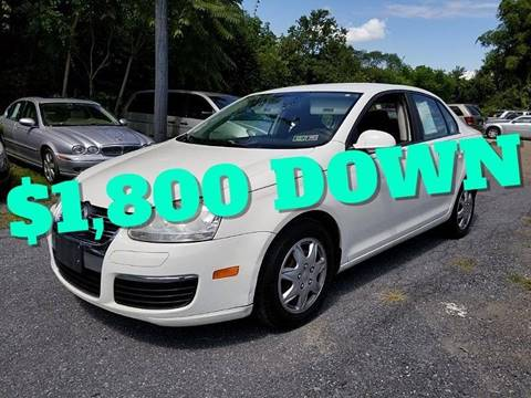 2007 Volkswagen Jetta for sale at Persing Inc in Allentown PA