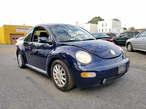 2004 Volkswagen New Beetle for sale at Persing Inc in Allentown PA
