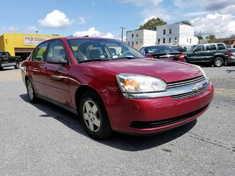 2005 Chevrolet Malibu for sale at Persing Inc in Allentown PA