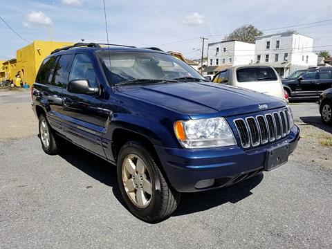2001 Jeep Grand Cherokee for sale in Allentown, PA