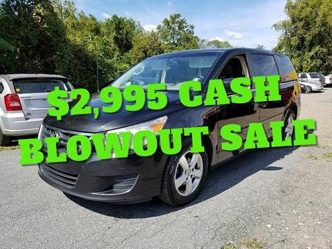 2009 Volkswagen Routan for sale at Persing Inc in Allentown PA