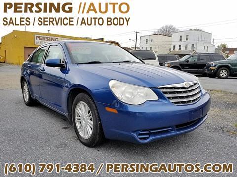 2009 Chrysler Sebring for sale at Persing Inc in Allentown PA