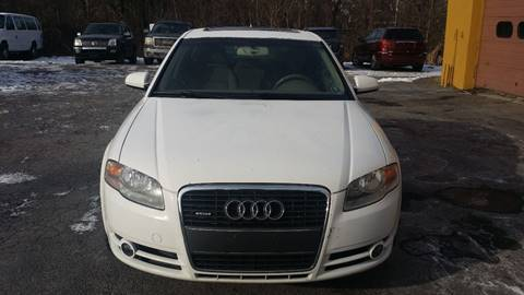 2007 Audi A4 for sale at Persing Inc in Allentown PA
