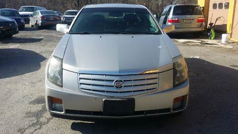 2007 Cadillac CTS for sale at Persing Inc in Allentown PA