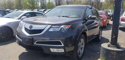 2010 Acura MDX for sale at Persing Inc in Allentown PA