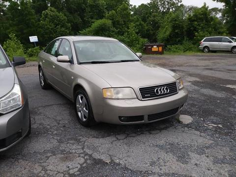 2003 Audi A6 for sale at Persing Inc in Allentown PA