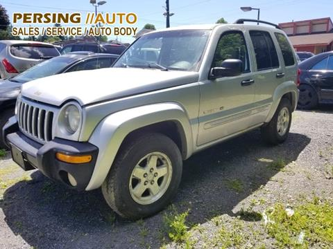 2003 Jeep Liberty for sale in Allentown, PA