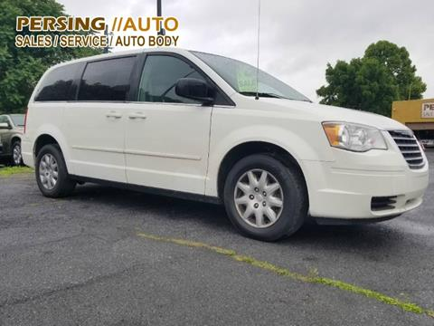 2009 Chrysler Town and Country for sale at Persing Inc in Allentown PA