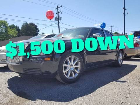2007 Chrysler 300 for sale at Persing Inc in Allentown PA