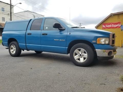 2003 Dodge Ram Pickup 1500 for sale at Persing Inc in Allentown PA