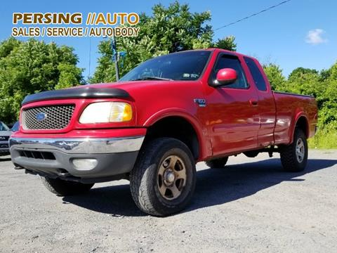 2000 Ford F-150 for sale at Persing Inc in Allentown PA