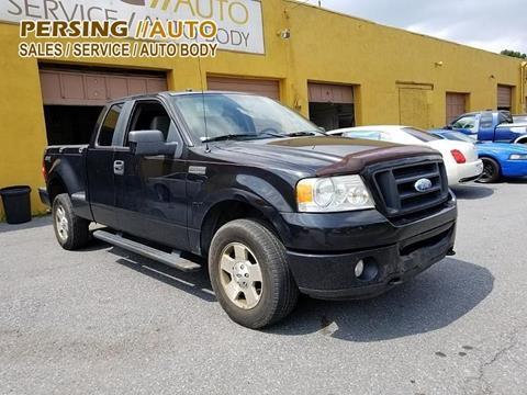 2008 Ford F-150 for sale at Persing Inc in Allentown PA