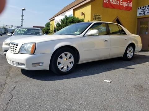 2003 Cadillac DeVille for sale at Persing Inc in Allentown PA