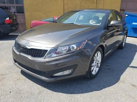2012 Kia Optima for sale at Persing Inc in Allentown PA