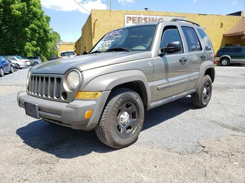 2007 Jeep Liberty for sale in Allentown, PA