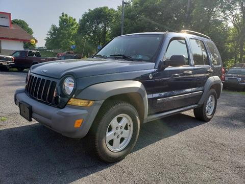 2005 Jeep Liberty for sale in Allentown, PA