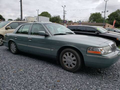 2005 Mercury Grand Marquis for sale at Persing Inc in Allentown PA