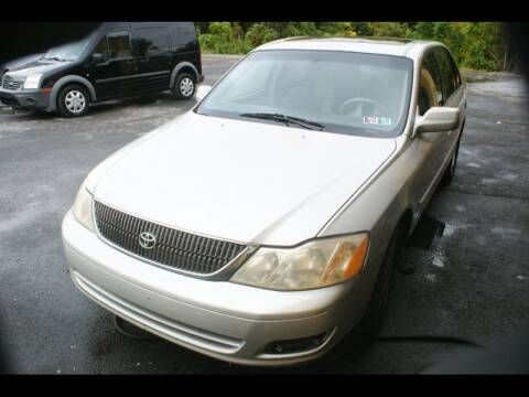 2001 Toyota Avalon for sale at Persing Inc in Allentown PA