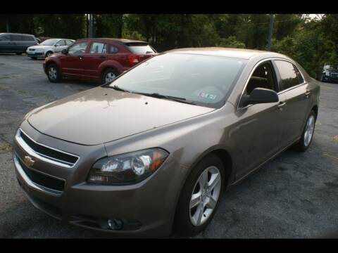 2011 Chevrolet Malibu for sale at Persing Inc in Allentown PA