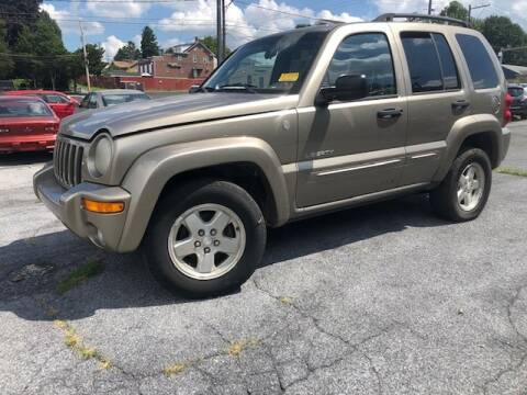 2004 Jeep Liberty for sale at Persing Inc in Allentown PA