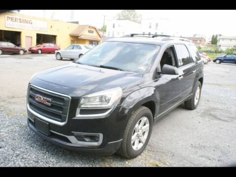 2013 GMC Acadia for sale at Persing Inc in Allentown PA
