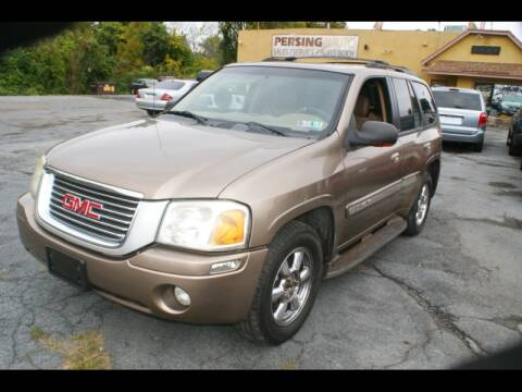 2003 GMC Envoy for sale at Persing Inc in Allentown PA