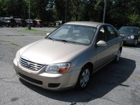 2008 Kia Spectra for sale at Persing Inc in Allentown PA