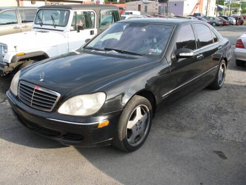2005 Mercedes-Benz S-Class for sale at Persing Inc in Allentown PA