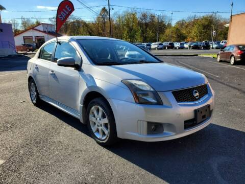 2010 Nissan Sentra for sale at Persing Inc in Allentown PA