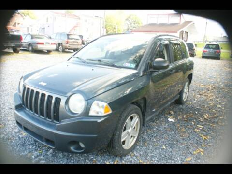 2007 Jeep Compass for sale at Persing Inc in Allentown PA