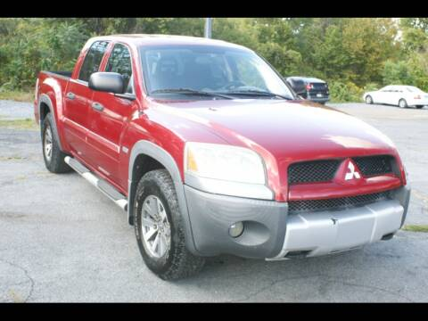 2006 Mitsubishi Raider for sale at Persing Inc in Allentown PA