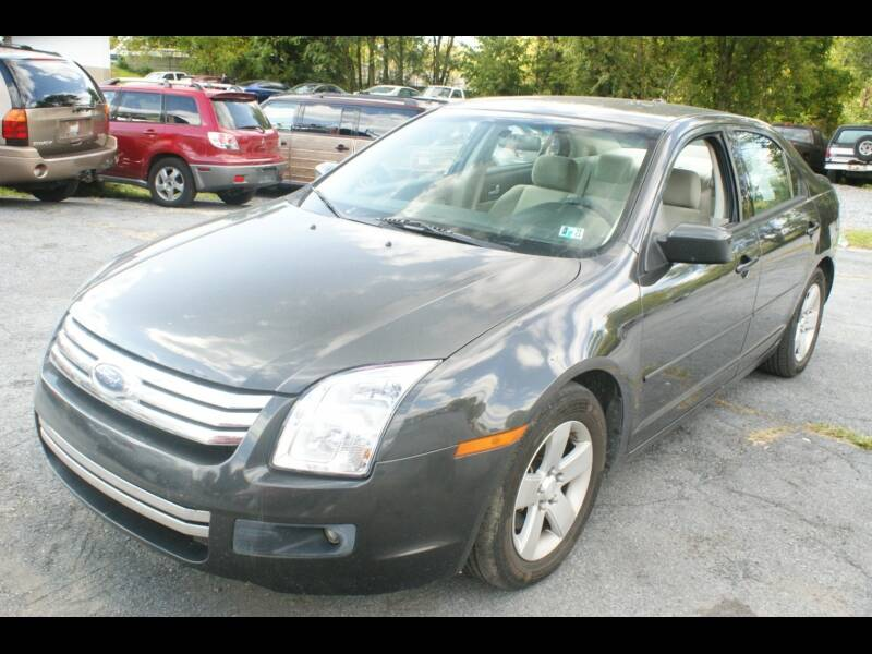 2007 Ford Fusion for sale at Persing Inc in Allentown PA