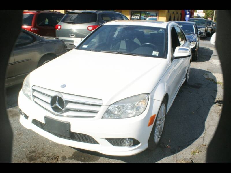 2008 Mercedes-Benz C-Class for sale at Persing Inc in Allentown PA
