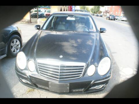 2008 Mercedes-Benz E-Class for sale at Persing Inc in Allentown PA