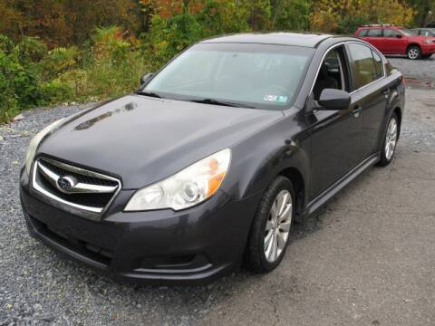 2011 Subaru Legacy for sale at Persing Inc in Allentown PA