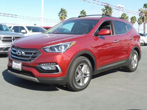 2017 Hyundai Santa Fe Sport for sale in Ventura, CA