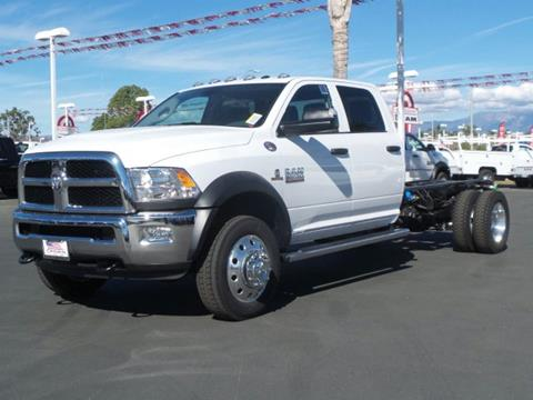 2018 RAM Ram Chassis 5500 for sale in Ventura, CA