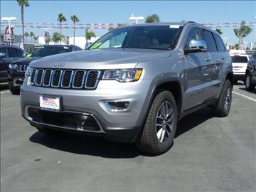 2017 Jeep Grand Cherokee for sale in Ventura, CA