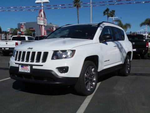 2017 Jeep Compass for sale in Ventura, CA