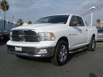 2011 RAM Ram Pickup 1500 for sale in Ventura, CA