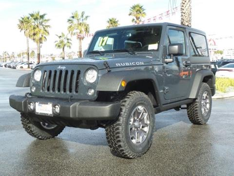 2017 Jeep Wrangler for sale in Ventura, CA