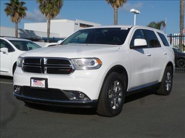 2017 Dodge Durango for sale in Ventura, CA