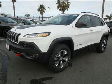 2017 Jeep Cherokee for sale in Ventura, CA