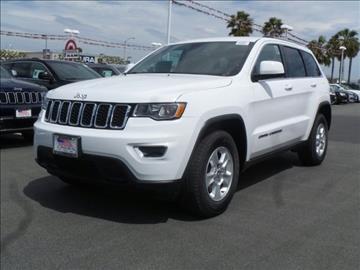 2017 Jeep Grand Cherokee for sale in Ventura, CA
