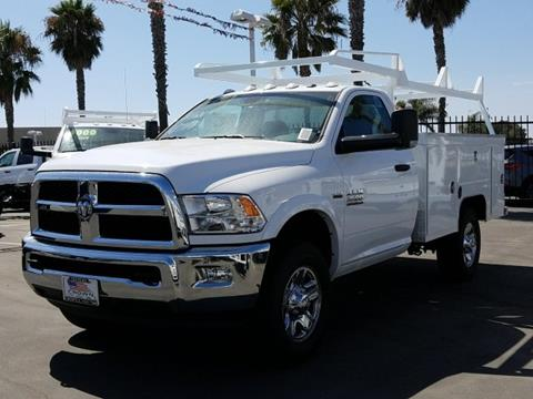 2017 RAM Ram Chassis 3500 for sale in Ventura, CA