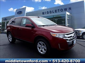2013 Ford Edge for sale in Middletown, OH