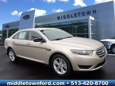 2017 Ford Taurus for sale in Middletown OH