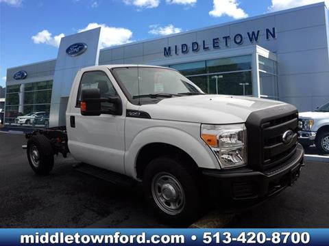 2016 Ford F-350 Super Duty for sale in Middletown, OH